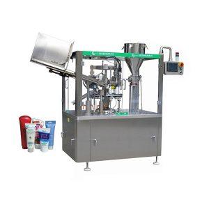 Аутоматска машина за пуњење и бртвљење меке коже