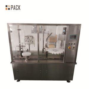 Машина за пуњење етеричног уља у боци са капалицом за капалицу