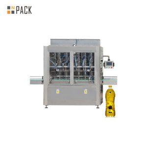 Машина за пуњење и машину за етикетирање уља за кухање у малу боцу