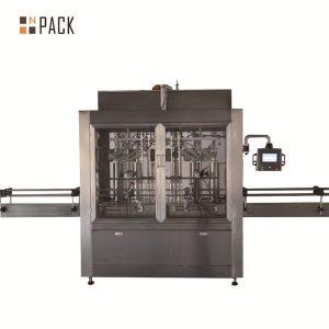 Двостепена пнеуматска волуметријска клипна машина за течно пуњење