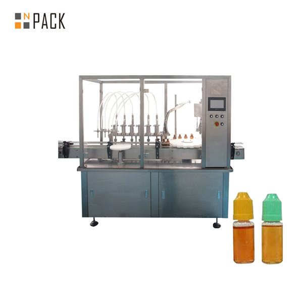 Аутоматска машина за пуњење течних средстава за прање посуђа