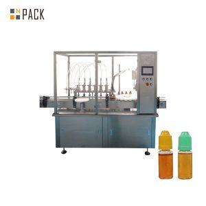 Перисталтичка машина за пуњење течности за мале бочице