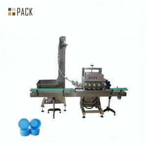 Аутоматска ротациона машина за затварање за медицинску боцу