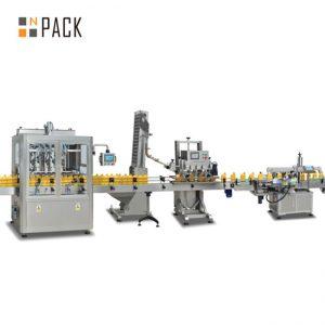 машина за пуњење џем клипа, аутоматска машина за пуњење врућег соса, линија за производњу чили соса