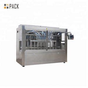аутоматска машина за пуњење горчичног уља