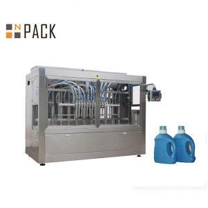 Аутоматска машина за паковање флаша са горким уљем од 10 млазница
