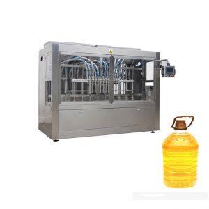 Комплетна аутоматска машина за паковање уља горушице од јестивог уља
