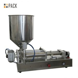 Цостомиц машина за аутоматско пуњење течних киселина од 2 главе