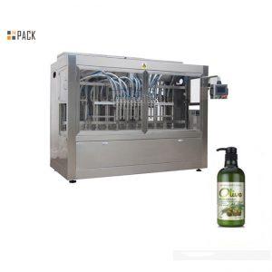 Комплетна аутоматска машина за пуњење шампона за руке у боци