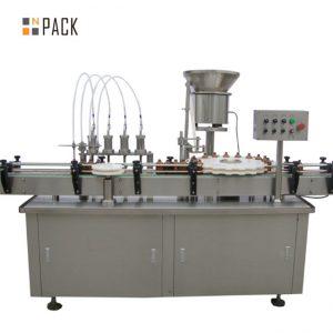 Висококвалитетна машина за пуњење боца горилла е-ликуид е машина за пуњење течних текућина мала машина за пуњење капи