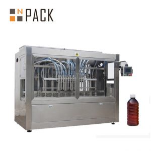 Машина за аутоматско пуњење уља за кување сос, мед од пуњења меда за пуњење меда