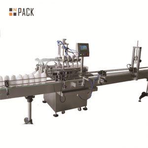 Машина за пуњење сојиног сирћета, машина за пуњење биљним уљем, машина за сос