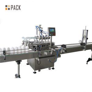 Аутоматска машина за пуњење јестивим уљем у боци од 5 литара