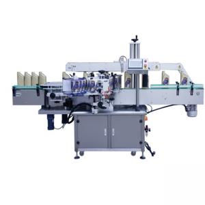 Аутоматска машина за етикетирање малих налепница на боцама, Аутоматска машина за етикетирање боца